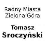 Radny Miasta Zielona Góra - Tomasz Sroczyński